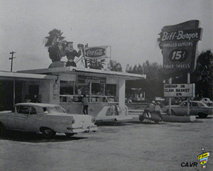 Biff-Burger Drive-In, Largo, FL